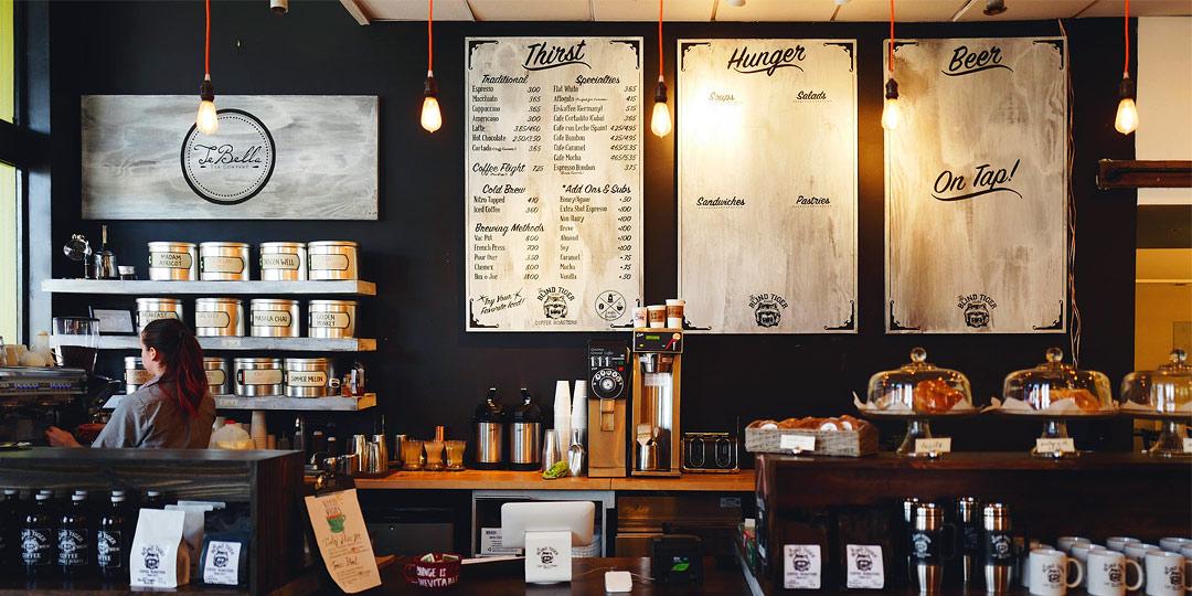 Local Seo Cafe Bar Image
