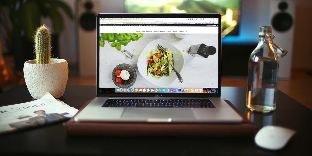 Simple Web Design main image