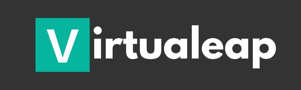 Virtualeap Website Design Logo