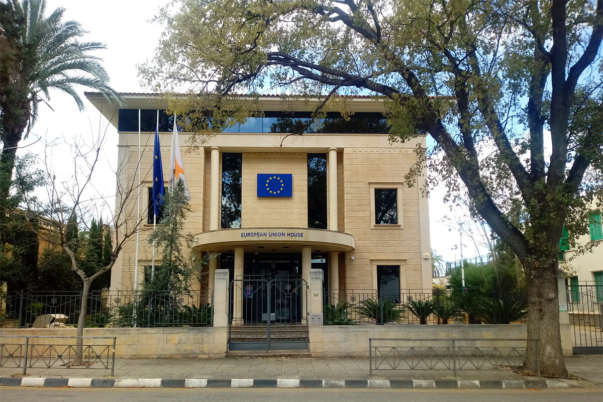 European Union House Nicosia Cyprus