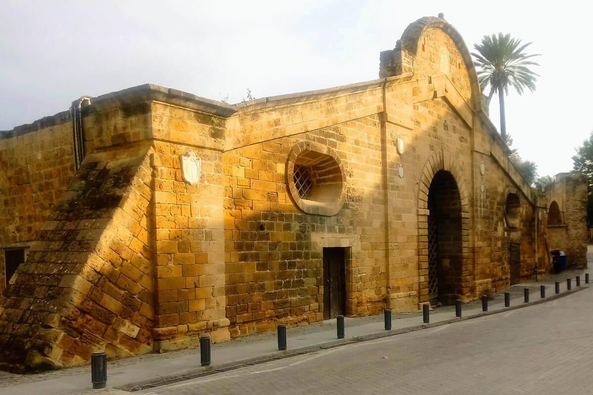 Famagusta Gate Nicosia Cyprus